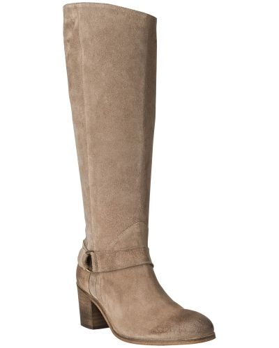 Phase Eight Suede D-Ring Boot