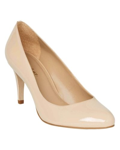 Phase Eight Suzie Patent Leather Court Shoes