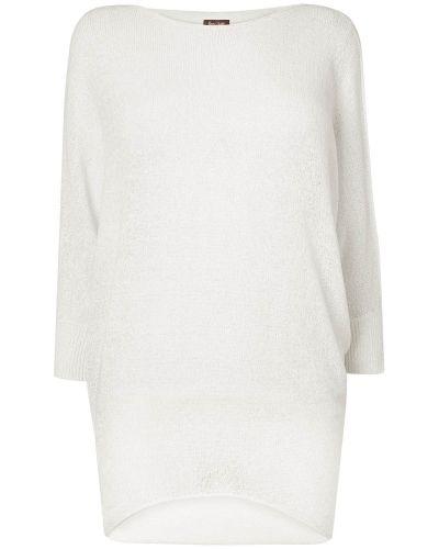 Till dam från Phase Eight, en vit stickade tröja.