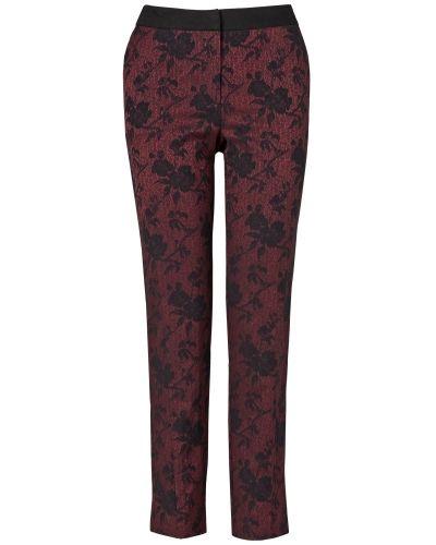 Byxa Trina Jacquard Trousers från Phase Eight