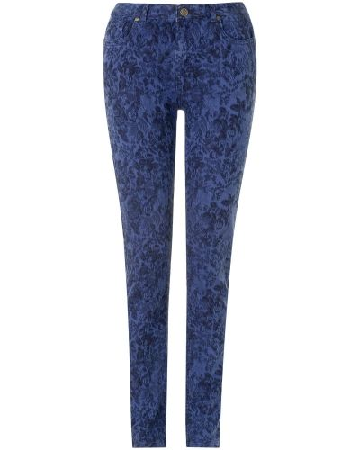 Phase Eight Victoria Floral Jacquard Jean