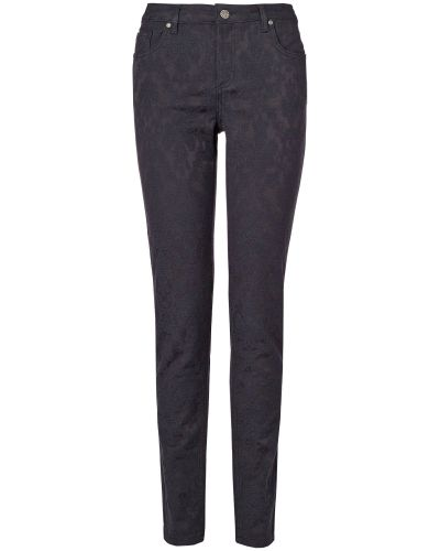 Phase Eight Victoria Jacquard Skinny Jeans