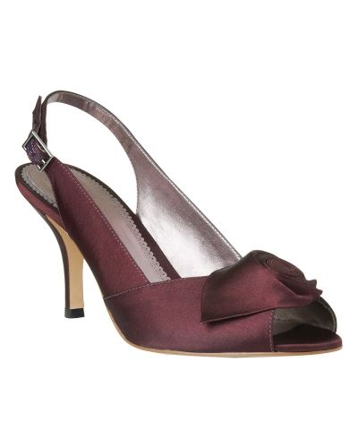 Phase Eight Yasmin Rose Slingback Shoes