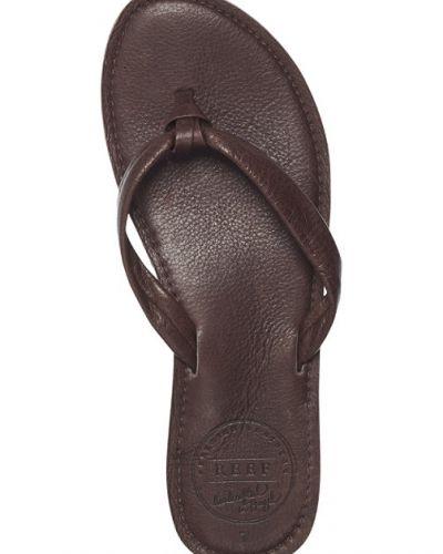 Brun sandal från Reef till dam.