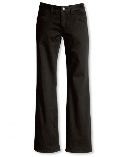 BASIC jeans Bonaparte byxa till dam.