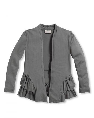 Grå sweatshirts från Bonaparte till tjejer.