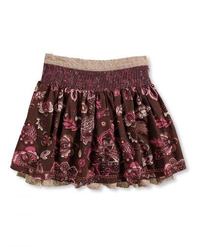 Till kvinna från Bonaparte, en rosa kjol.