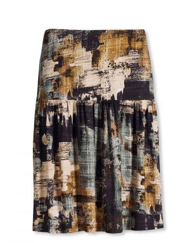 Till kvinna från Bonaparte, en grå kjol.