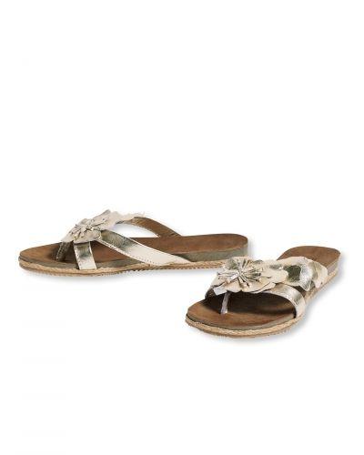 Guld sko från Bonaparte till dam.