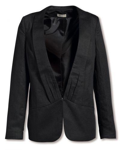 Till dam från Bonaparte, en svart övriga jacka.