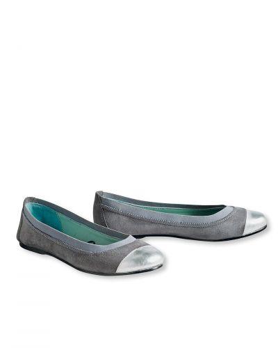 Grå sko från Bonaparte till dam.
