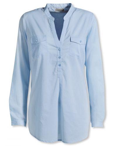 Till dam från Bonaparte, en blå blus.