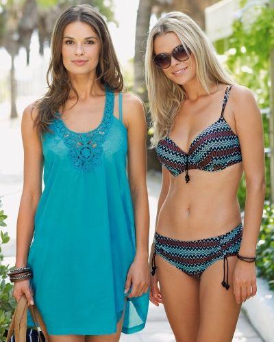 Push-up bikini Bonaparte bikini till tjejer.