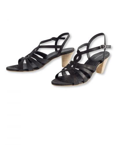 Svart sko från Bonaparte till dam.
