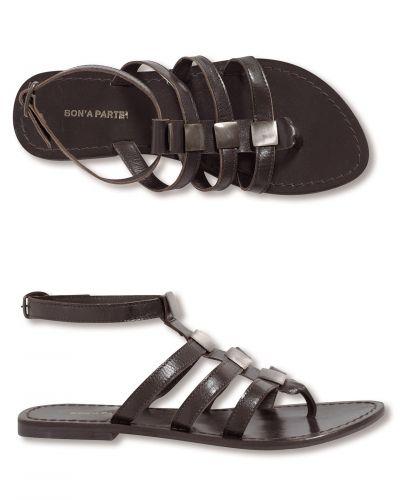 Skinnsandaler Bonaparte sko till dam.