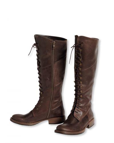 Skinnstövlar Bonaparte sko till dam.