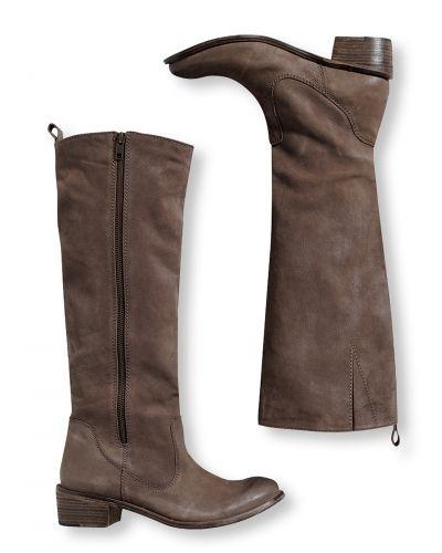 Till dam från Bonaparte, en sko.