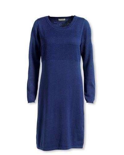 Stickad klänning Bonaparte stickade klänning till dam.