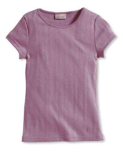 Till dam från Bonaparte, en lila t-shirts.