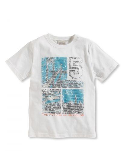 Vit t-shirts från Bonaparte till dam.