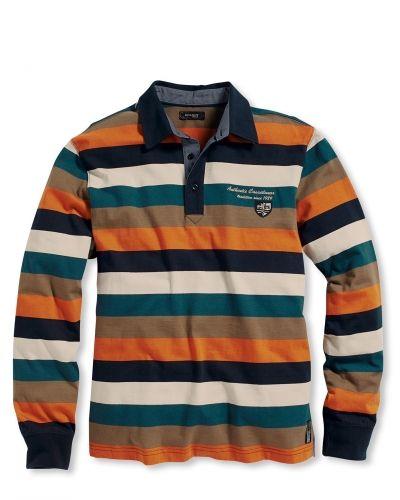 Till dam från Bonaparte, en blå sweatshirts.