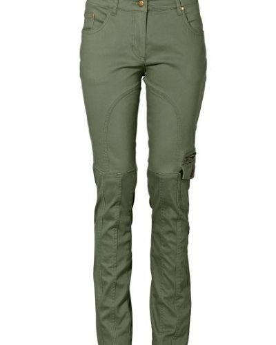 militärgröna jeans dam