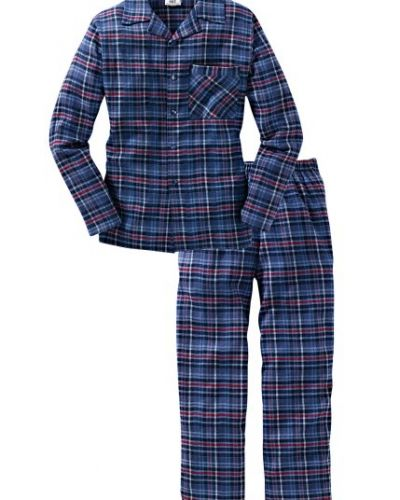 pyjamas flanell herr