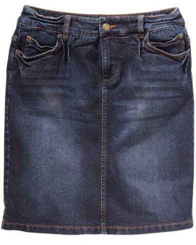 John baner jeanswear Jeanskjol, normallängd