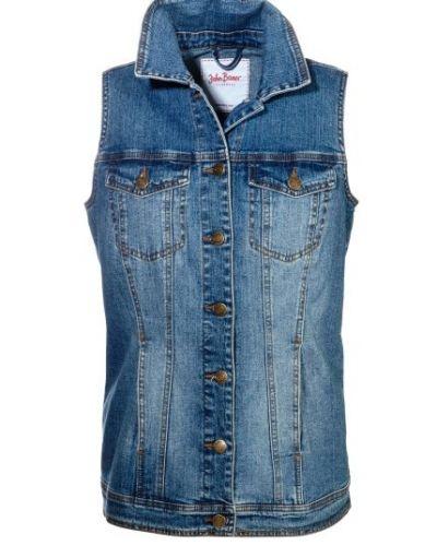 505c525be058 Jeansväst John baner jeanswear väst till dam.