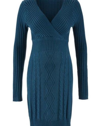 10f31e1d5394 Bpc bonprix collection - Mammamode: stickad klänning