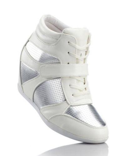 5569448cd19 Till dam från Rainbow, en vit sneakers.