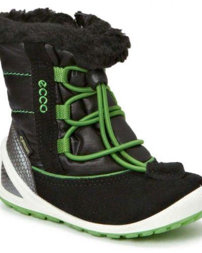 Svart sko från ECCO till barn.
