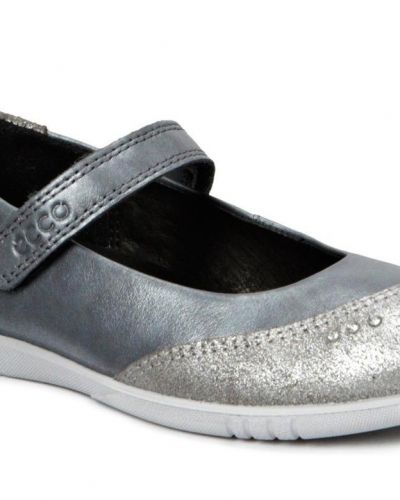 Silver sko från ECCO till kille.