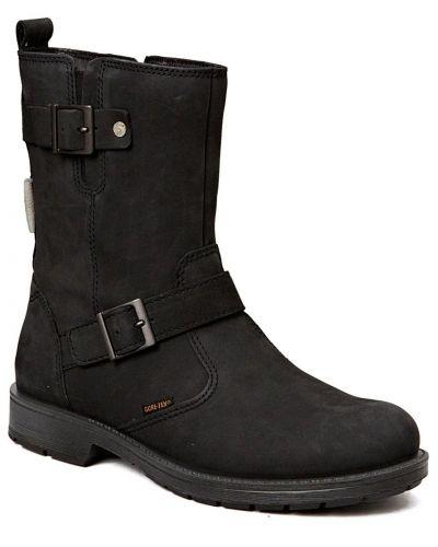 Till barn från ECCO, en svart sko.