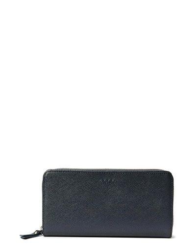 Grå plånbok från ECCO till unisex/Ospec..
