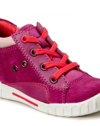 Till barn från ECCO, en rosa sko.