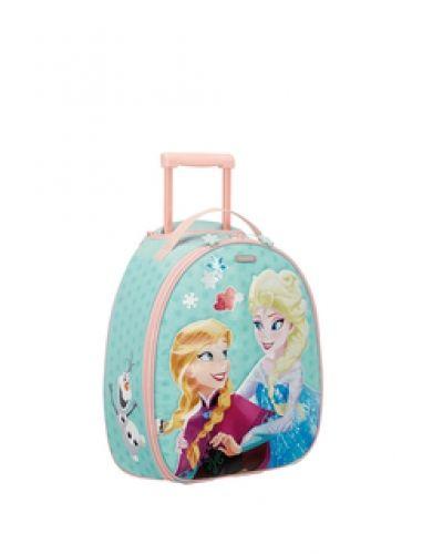 Trolley-väska Disney Wonder Upright 45cm Frozen Nordic Summer - 45cm Frost från Övriga