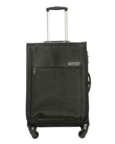 Trolley-väska Epic Milligram - 67cm - 4 hjul, Black från Övriga