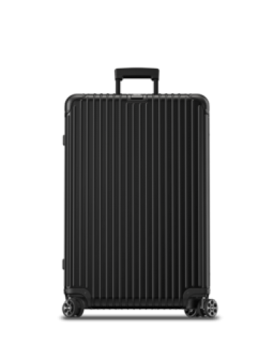 RIMOWA TOPAS STEALTH MULTIWHEEL ELECTRONIC TAG 81,5 CM Övriga trolley-väska till unisex.