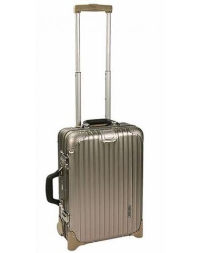 Trolley-väska Rimowa Topas Titanium 55 cm kabinväska - 4 hjul från Övriga