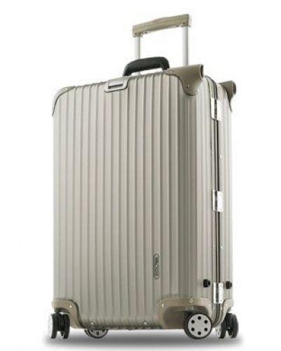 Trolley-väska Rimowa Topas Titanium 74,5 cm - 4 hjul från Övriga