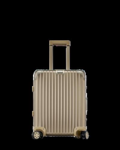 RIMOWA TOPAS TITANIUM CABIN MULTIWHEEL 56cm - 4 hjul Övriga trolley-väska till unisex.