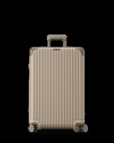 Trolley-väska RIMOWA TOPAS TITANIUM MULTIWHEEL ELECTRONIC TAG 76 CM från Övriga