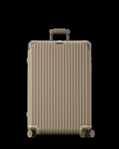 Trolley-väska RIMOWA TOPAS TITANIUM MULTIWHEEL ELECTRONIC TAG 81,5 CM från Övriga