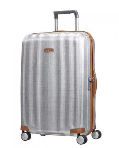 Trolley-väska Samsonite Lite-Cube DLX - Hård resväska med 4 hjul - 76 cm från Övriga