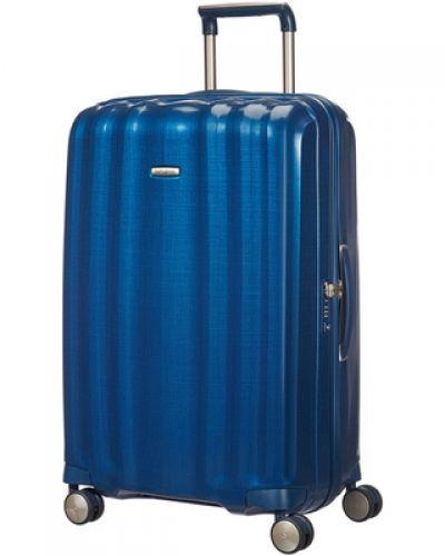 Samsonite Lite-Cube - Hård resväska med 4 hjul - 76 cm Övriga trolley-väska till unisex.