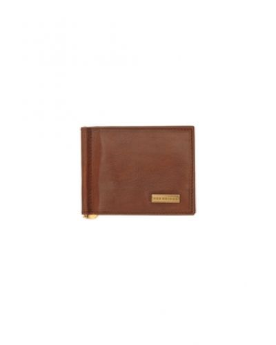 Plånbok The Bridge - Dollar Billfold - Plånbok i exklusivt läder från Övriga