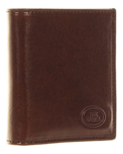 Plånbok The Bridge - Plånbok i äkta läder från Övriga