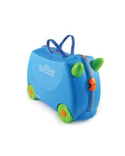 Resväska Trunki - Resväskan för barn från Övriga