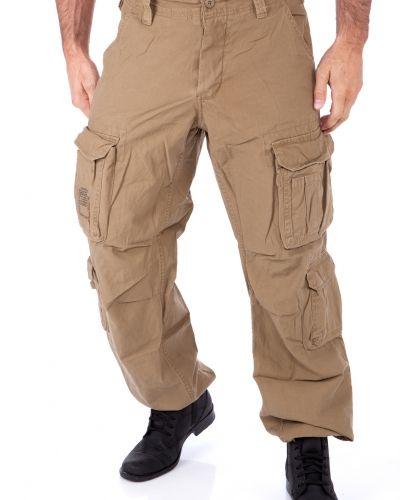Airborn vintage pants beige Airborn byxa till herr.